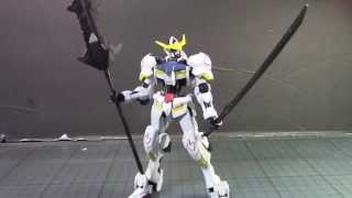 *GundamCustoms* 1/144 HG Gundam Barbatos - Part 5