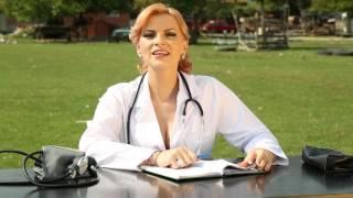 Repeat youtube video Varu Sandel şi Lena Miclaus - Doctorita