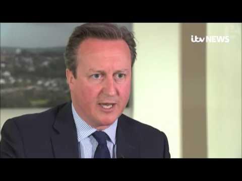 David Cameron recovers his memory