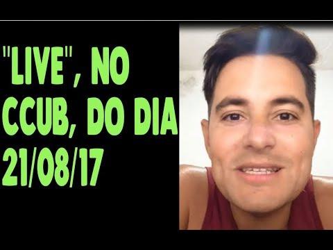 """Samuel Valentim - """"Live"""", no CCUB, do dia 21/08/17!"""