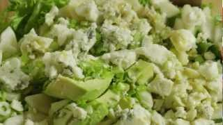 How to Make Roquefort Pear Salad