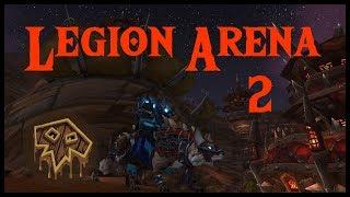 Legion Arena 2 - Restoration Shaman - WoW PvP