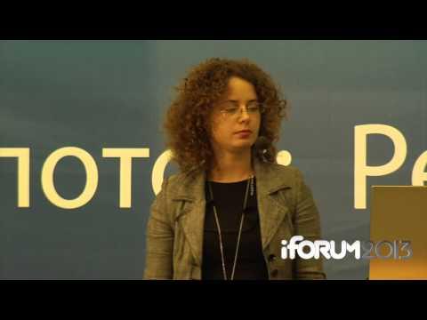 iForum 2013, Вера Черныш. Доклад: Как превратить читателей в фанатов бренда