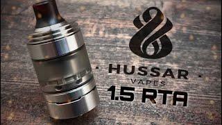 Hussar 1.5 RTA presentation + build