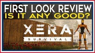 XERA Survival Gameplay Review | Is XERA Survival Any Good? | XERA Survival Review (PC/Steam)