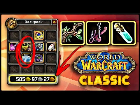 Classic WoW Gold Guide, Professions Edition - Tips & Tricks From Rags To Riches