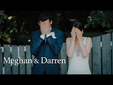 Meghan & Darren •• Stratus Winery, Niagara on the Lake