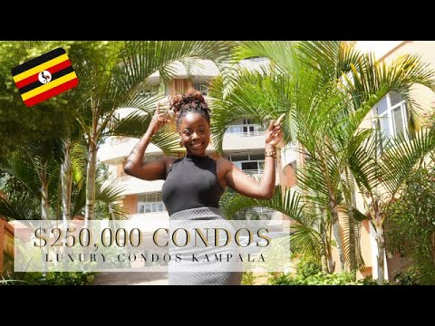 SSANGA COURTS | LUXURY APARTMENTS KAMPALA | Moving to Africa Series