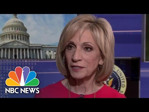 Andrea Mitchell: 'Surprised' Dems Didn't Keep Going Back To Trump's Overheard Phone Call | NBC News