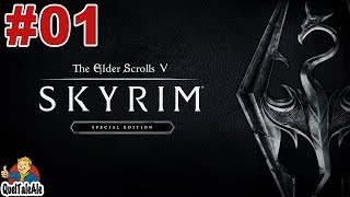 Skyrim Special Edition [Remastered] Gameplay ITA - Walkthrough #01 - Inizia l'avventura