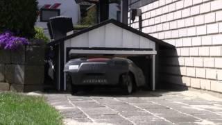 Automower garage for Husqvarna 310