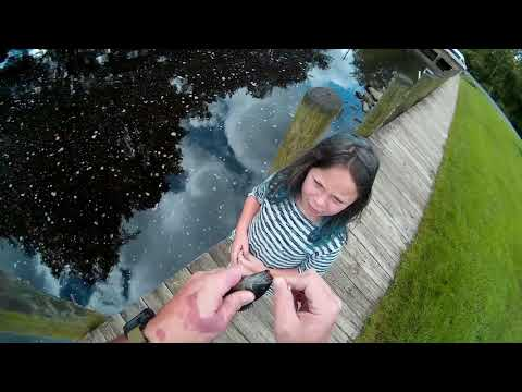 Wye Mill Fishing with the Viris 2018