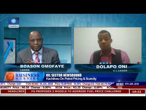 Oil Sector Newsround: What Consumers Will Face In 2018 Pt.1  Business Morning 