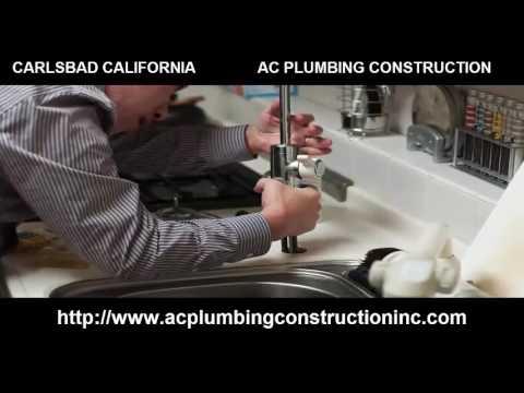 AC  Plumbing  Construction Carlsbad plumber