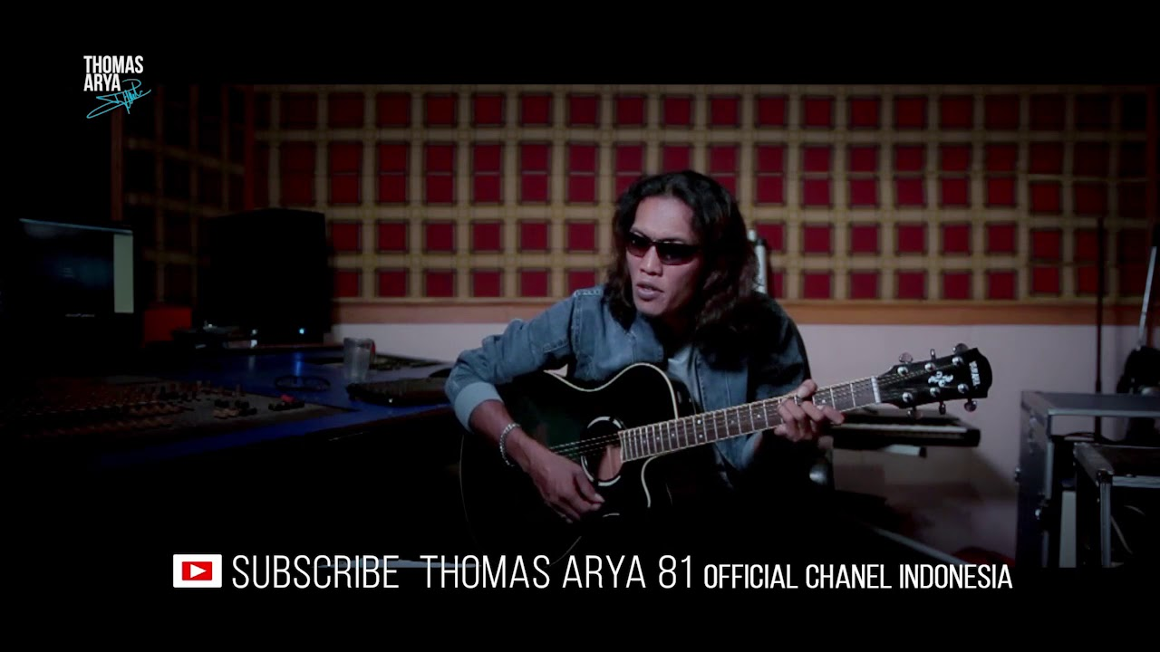 Thomas Arya - Cinto Kasiah (Acoustic)