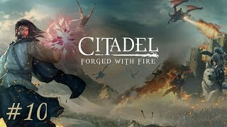 Let's Play CITADEL: Forged With Fire #10 - Das Fairy-Camp [Deutsch/German]