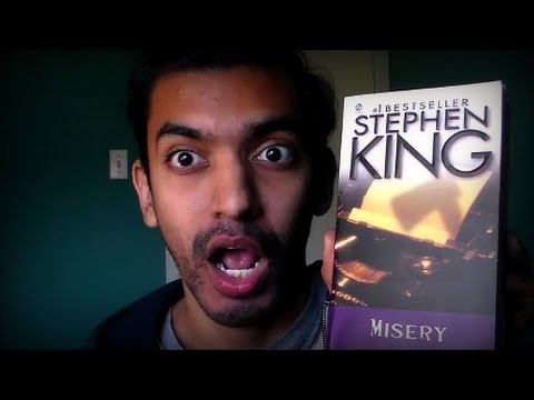 Book Review: Misery by Stephen King (Spoiler Free)