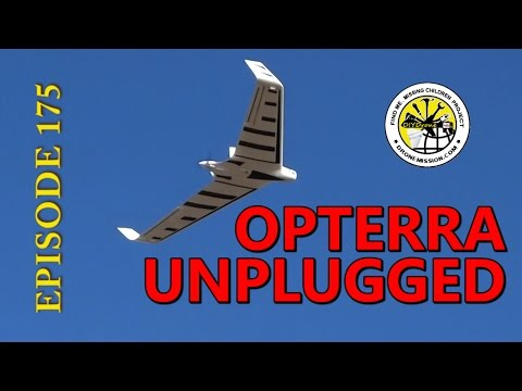 E-flite Opterra Giant Flying Wing Unbox Unplugged