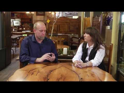 Mesquite is Affordable in Tucson, AZ with Anna Leyva of Southwest Furniture & Design