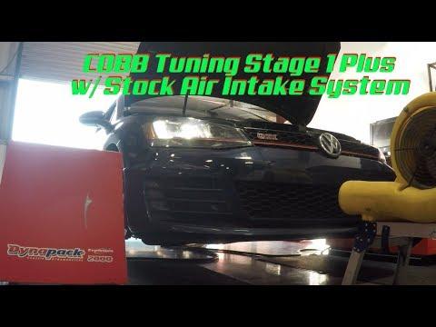VW MK7 COBB Stage 1 Plus