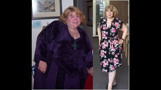 Heather Goodwin Shares her 300 pound Weight Loss Journey -  weight loss before and after