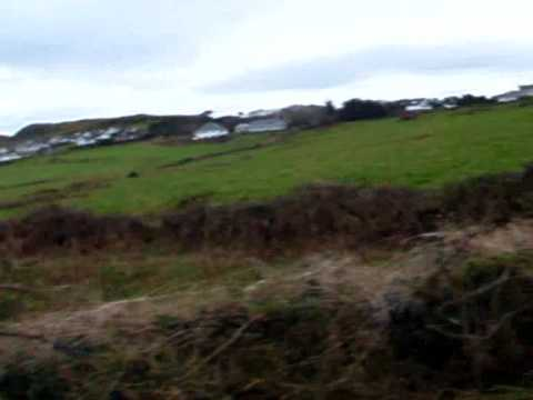 PORTNOO donegal planning application 0730802 in scenic area