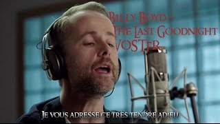 Watch Billy Boyd The Last Goodbye video