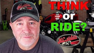 How automatic are your motorcycle skills?