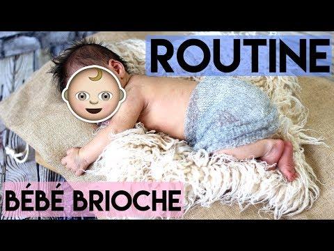 ROUTINE BEBE BIO & NATURELLE !