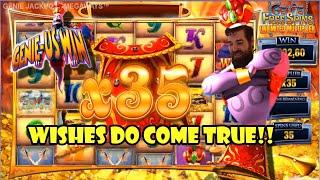 Genie Jackpots Megaways Finally PAYS!!!