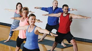 Group Fitness Classes at The J