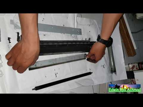 How To Replace Drum And Blade On Canon Ir3300 Ir2200 YouTube