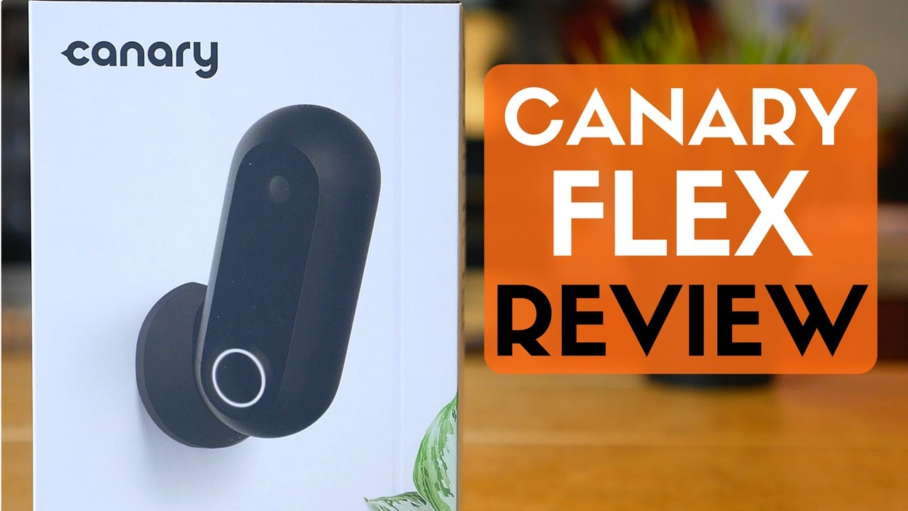 Canary Flex Review Indoor Outdoor Wireless Security Camera