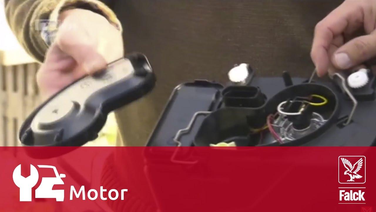 Hvordan skifter man pære på en bil? Få svaret i denne video