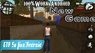 GTA Sa Lite New Game! | Tukang Upload