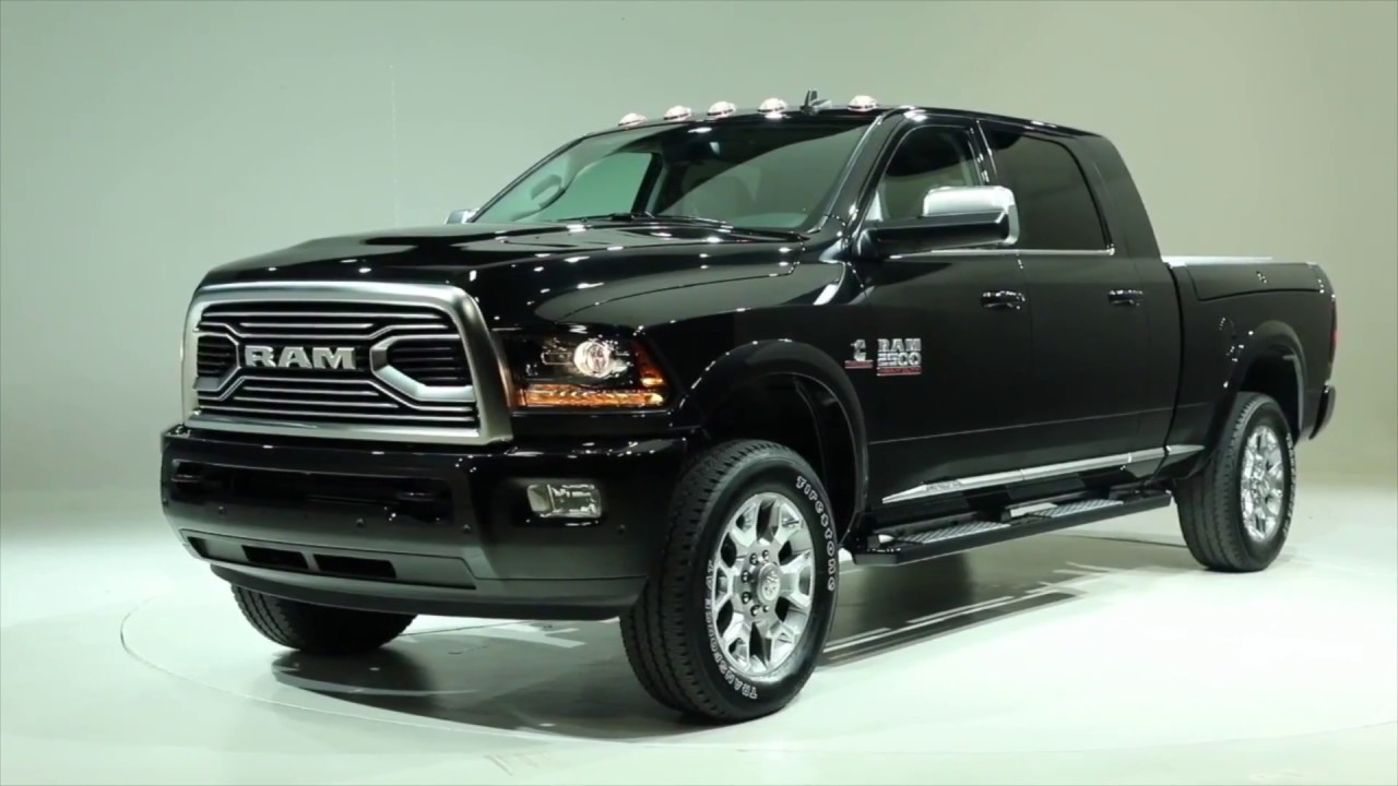 2018 dodge 2500 mega cab. unique cab 2018 ram 2500 hd limited tungsten edition  automototv with dodge mega cab 1