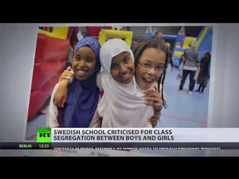 Swedish Muslim school slammed for segregated gym classes