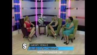 ENERJİYİ DOĞRU KULLANMAK // Evrensel Yaşam Enerjisi - SKY TV