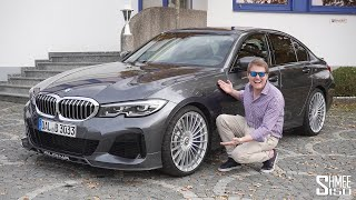 The Alpina B3 is the ULTIMATE SLEEPER 3 Series and Faster Than New M3!