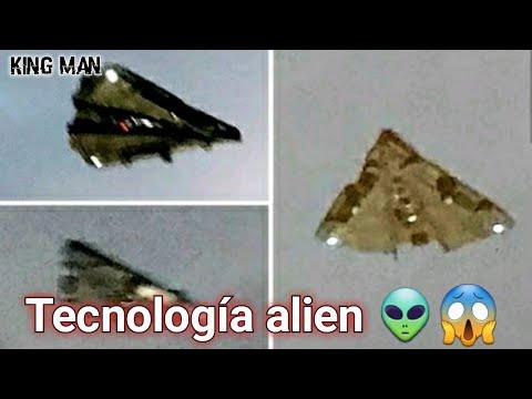 Triángulos negros de Bélgica caso real de Tecnología extraterrestre ?