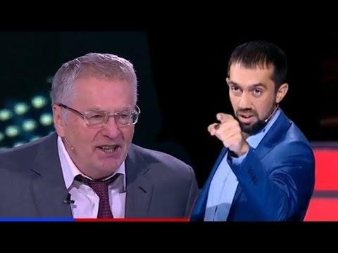 Дагестанец разобрал Жириновского в Прямом Эфире