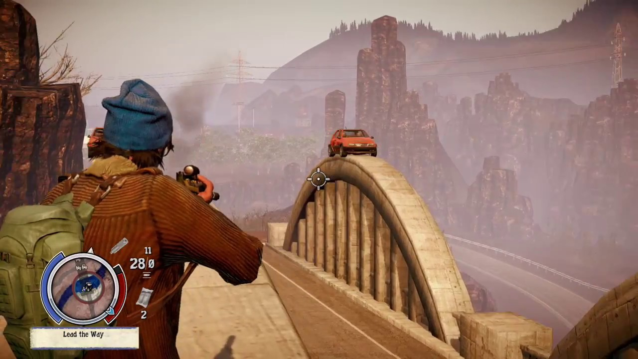 State Of Decay 2 gameplay will air at #E32017 (june 13-16)