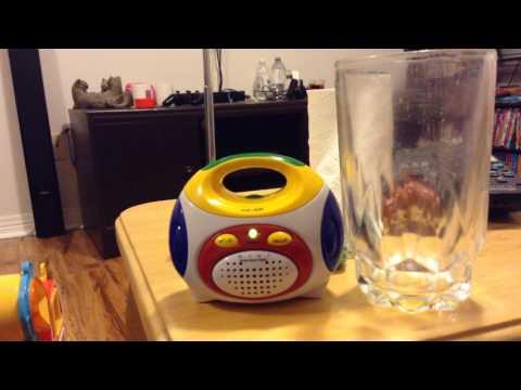 I Found My Toy Radio!