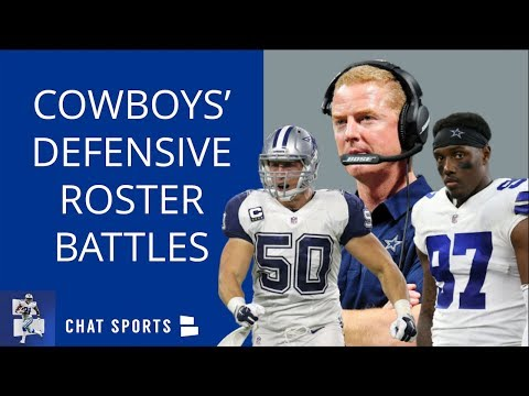 Dallas Cowboys Depth Chart On Defense: Projecting The Early Training Camp Roster Battles