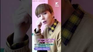 [YCVN][VIETSUB][아이돌옆자리] KIHYUN - Thả thính cùng thần tượng =))
