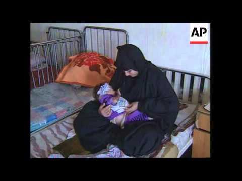 IRAQ: BASRA: VILLAGERS PREPARE FOR POSSIBLE WAR