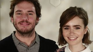 "Sam Claflin on Fifty Shades: I Can't Wait to See Jamie Dornan ""With His Clothes Off"""