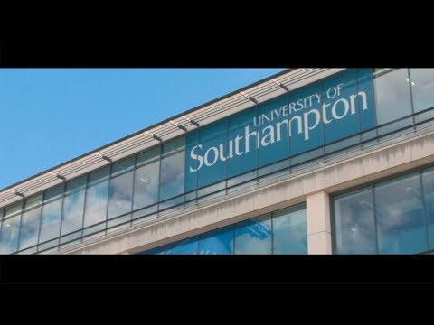 Welcome to the University of Southampton