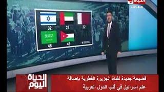 فيديو يكشف فضحية جديدة لقطر.. وضعت إسرائيل في قلب الوطن العربي