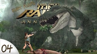 Tomb Raider: Anniversary - 04 - You Have a T-Rex?